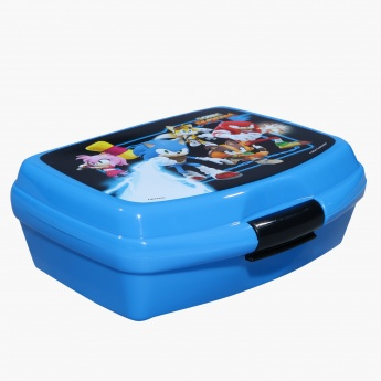 Sonic Print Lunch Box