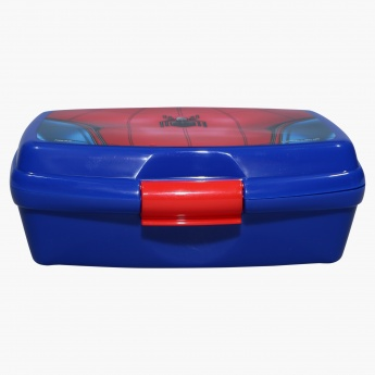 Spider-Man Print Lunch Box
