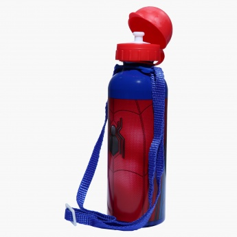 Spider-Man Printed Sipper Bottle - 500 ml