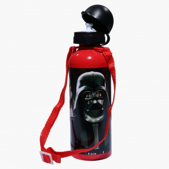 Star Wars Printed Sipper Bottle - 500 ml