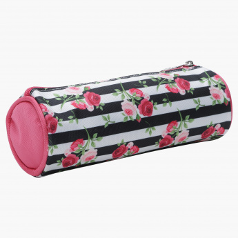 EveryDay Floral Printed Pencil Pouch