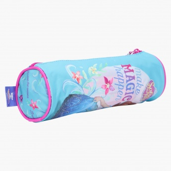 Sofia the First Printed Round Pencil Case