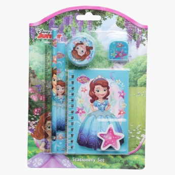 Sofia the First Printed Stationery Set