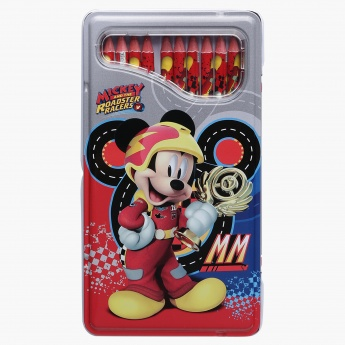 Mickey Mouse Colour Pencil Set