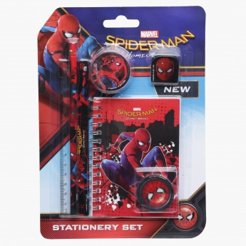 Spider-Man Printed Stationery Set