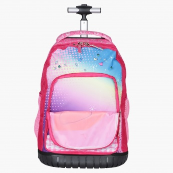 13ae540dd1 Juniors Printed Trolley Backpack