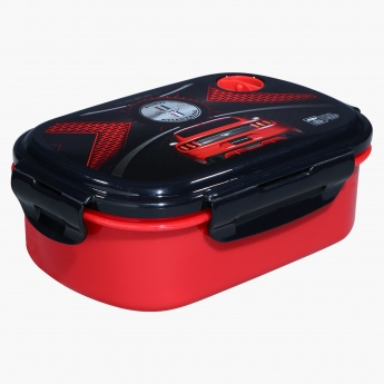 Mustang Printed Lunch Box