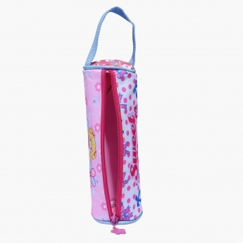 Juniors Printed Round Pencil Case