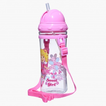 Juniors Printed Water Bottle - 500 ml
