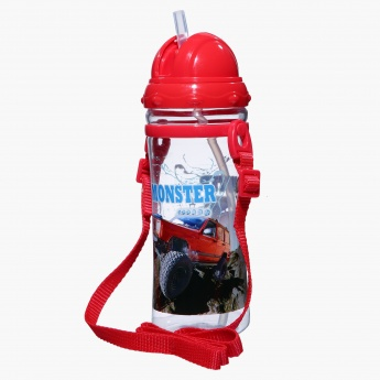 Juniors Printed Flip Top Bottle - 500 ml