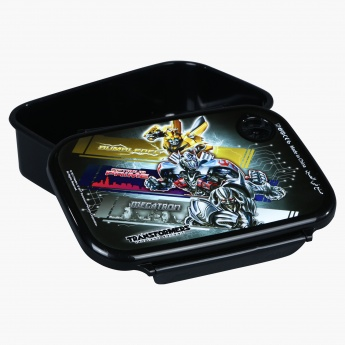 Transformers Printed Lunch Box