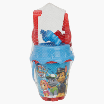Paw Patrol Bucket Toy Set
