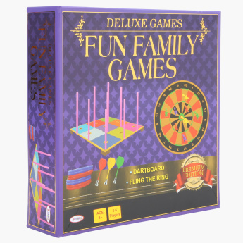 Sterling Deluxe Fun Family Game Set