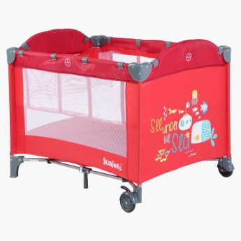 Juniors Travel Cot
