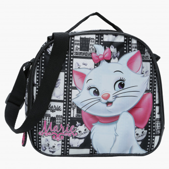 Marie Printed Lunch Bag