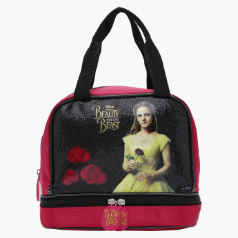 Beauty and the Beast Printed Lunch Bag