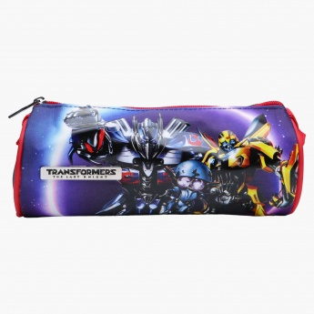 Transformers Printed Pencil Pouch