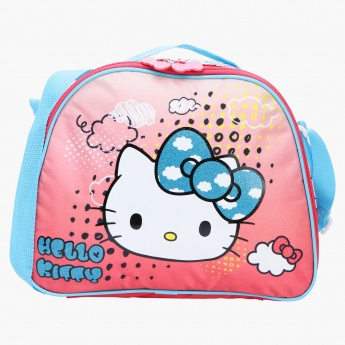 Hello Kitty Print Lunch Bag