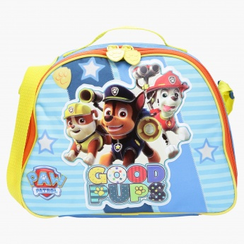 Paw Patrol Printed Lunch Tote