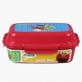 Sesame Printed Lunch Box