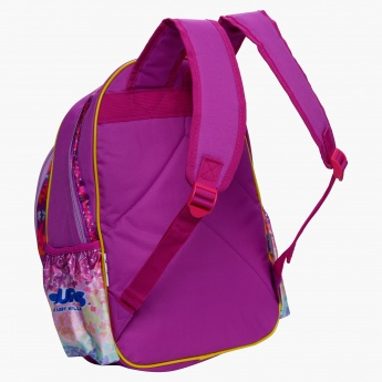 DreamWorks Printed Backpack with Zip Closure