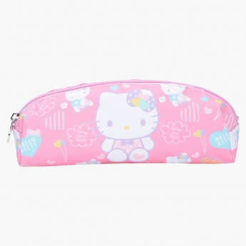 Hello Kitty Printed Pencil Case