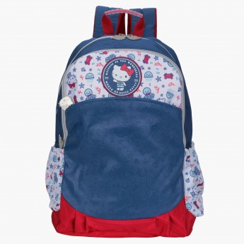 Hello Kitty Printed Backpack  44a66aabcd2b8