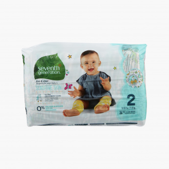 Seventh Generation 36-Piece Diaper Pack