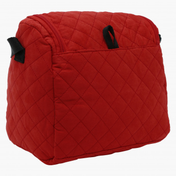 Ferrari Quilted Lunch Bag