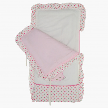 Juniors Embroidered Nest Bag