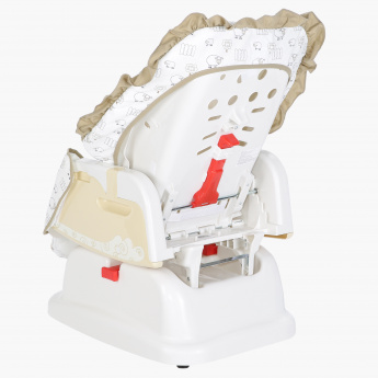 Juniors Apricot Swing Bed and Rocker