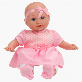 Cititoy New Born Doll Set