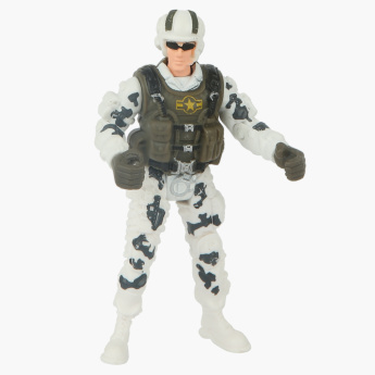 Soldier Force 9 Rapid Patrol Assorted Playset