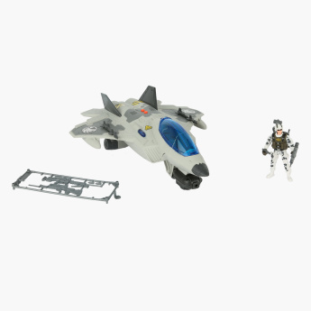 Soldier Force 9 Snowstorm 22 Playset