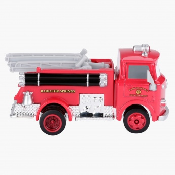 Cars 3 Printed Fire Truck