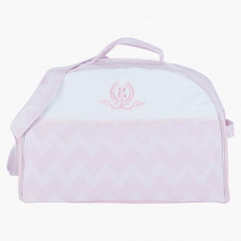 Giggles Printed Diaper Bag