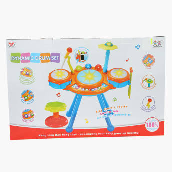Dynamic Drum Playset