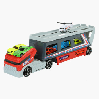 Racing Vehicle Playset