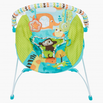 Bright Starts Printed Bouncer