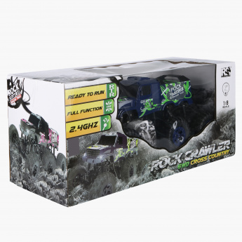 Juniors 2.4 GHz Rock Crawler Monster Truck