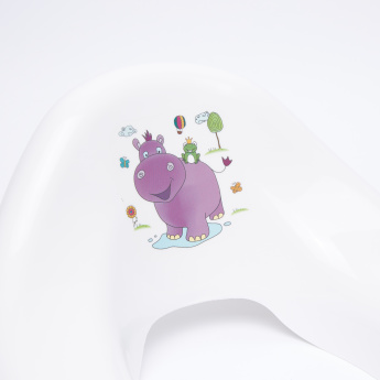 Keeper Toilet Seat with Anti-Slip Function