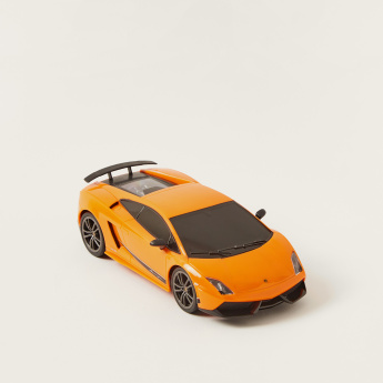 Xq Lamborghini Gallardo Superleggera Remote Controlled Car Orange