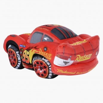 Lightning McQueen Plush Car