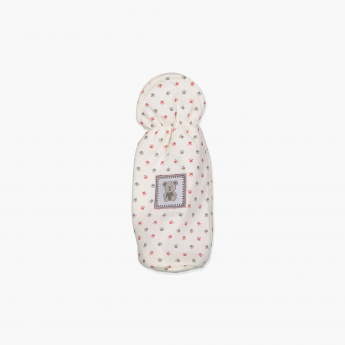 Juniors Paw Print Bottle Cover