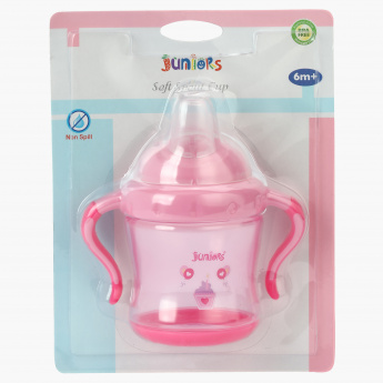Juniors Soft Spout Cup with Handle