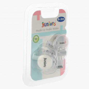 Juniors Printed Soother - Set of 2