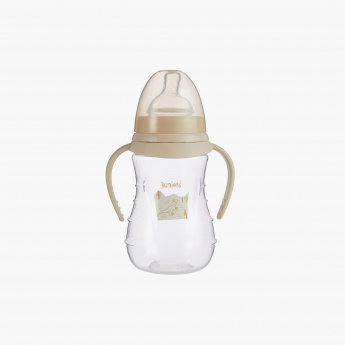 Juniors Feeding Bottle with Easy Grasp Handles