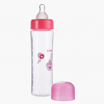 Juniors Printed Feeding Bottle