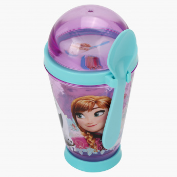 Frozen Print Snack Container