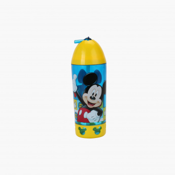 Mickey Mouse Printed Water Bottle